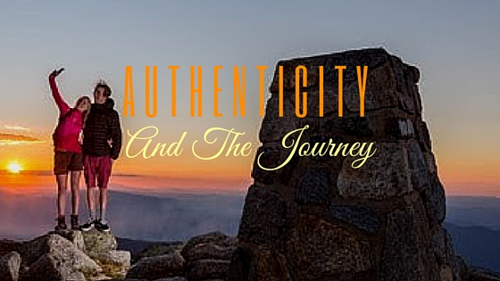 Authenticity and the Journey