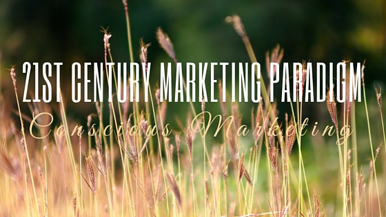 21st Century Marketing Paradigm