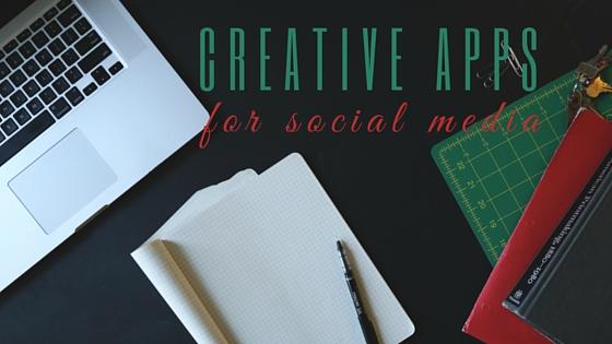 Creative Apps for SocialMedia